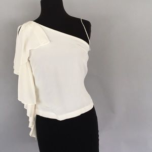 Nicole Miller brand new blouse with tags